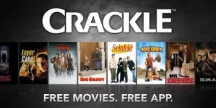 Crackle Movies App