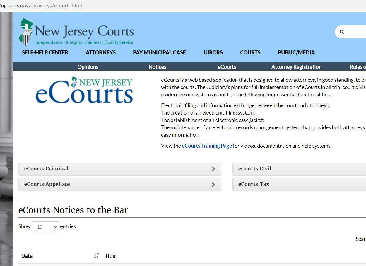 Pay New Jersey Surcharge and NJ Traffic Ticket Payment Online